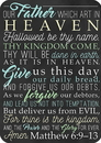 Christian Brands B4580 The Lord's Prayer