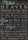 Christian Brands B4611 Lord's Prayer