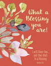 Christian Brands B4654 Square Magnet - What a Blessing