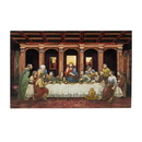 Avalon Gallery D1017 Last Supper Adams 10 x 8.5