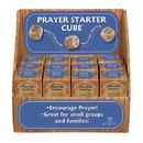 Gifts of Faith D1046 Prayer Starter Cube Display - 24 Pcs