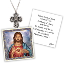 Creed D1372 Devotional Medal with Chain - Four-way