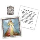 Creed D1382 Pocket Token - Divine Mercy
