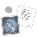 Creed D1388 Pocket Token - Praying Hands
