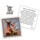 Creed D1391 Pocket Token - St Michael