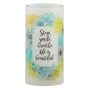 Christian Brands D1612 Life Is Beautiful - 3