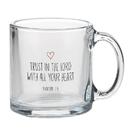 Faithworks D1677 Trust in the Lord Glass Mug