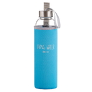 Faithworks D1684 SIPS Water Bottle Covers - Blue Living Water
