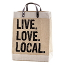 Christian Brands D1694 Market Tote - Live Love Local