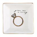 Christian Brands D1769 Ring - Trinket Tray