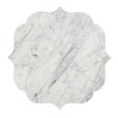 Christian Brands D1823 Marble Board - White/Lavender Grey