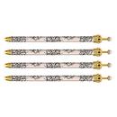Christian Brands D1833 Crown Pen - Snowflake