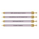 Christian Brands D1841 Crown Mechanical Pencil - Purple