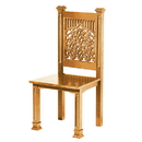 Robert Smith D1903 Tree Of Life Side Chair M Oak