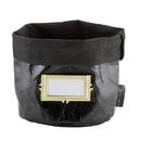 Christian Brands D1967 Medium Holder - Black with Label Holder
