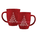 Gifts of Faith D2177 Believe Christmas Tree Mug