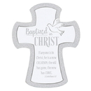 Gifts of Faith D2399 Baptized in Christ Wall Cross