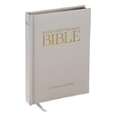 Aquinas Press D2501 Illustrated Children's Bible - White Padded Gift Edition