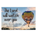 Christian Brands D2786 Pass-it-On - Lord will Watch Over You