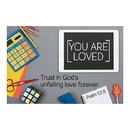 Christian Brands D2788 Pass-it-On - You Are Loved