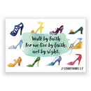 Christian Brands D2802 Pass-it-On - Walk by Faith