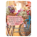 Christian Brands D2898 Verse Card - This Journey is so much Better with a Friend Like You