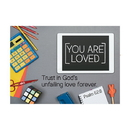 Christian Brands D2944 Small Poster - You Are Loved