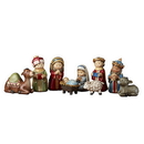 Christian Brands D3038 Children's Christmas Pageant Nativity Set