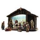 Christian Brands D3039 Nativity Set with 8