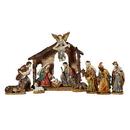 Christian Brands D3041 12-pc Nativity Set