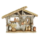 Christian Brands D3046 Beth Nights Nativity Creche
