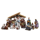 Christian Brands D3047 Beth Nights Nativity Set