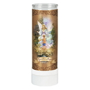 Will & Baumer D3067 Guardian Angel Electric Candle 4/pk