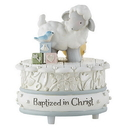 Sacred Traditions D3082 Baptized in Christ Musical Figurine