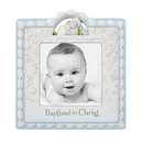 Sacred Traditions D3083 Baptized in Christ Photo Frame Blue
