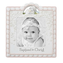 Sacred Traditions D3084 Baptized in Christ Photo Frame Pink
