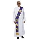 RJ Toomey D3102 Lenten Story Deacon Stole