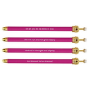Faithworks D3221 Cabana Crown Pen - Pink