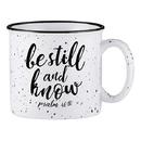 Faithworks D3249 Campfire Mug - Be Still And Know