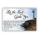 Christian Brands D3310 Pass It On Cards: Let The Lord Guide You