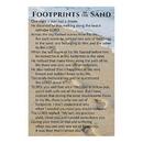 Christian Brands D3313 Pass It On Cards: Footprints