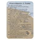 Christian Brands D3338 Verse Cards&Trade; Footprints