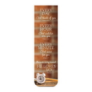 Christian Brands D3352 Magnetic Bookmarks: Every Day Every Hour