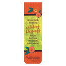 Christian Brands D3355 Magnetic Bookmarks: Catching Blessings