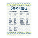 Christian Brands D3551 Large Posters: Books Of The Bible