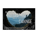Christian Brands D3561 Small Posters: Challenge