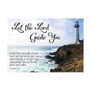Christian Brands D3573 Postcards: Let The Lord Guide You