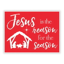 Christian Brands D3579 Yard Signs: Jesus Is The Reason