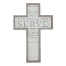 Christian Brands D3608 As For Me Wall Cross
