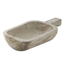 Christian Brands D3686 Grey - Paulownia Tray W/Handle